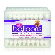 מקלוני כותנה לתינוק balloons