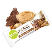 חטיף חלבון בטעם שוקולד חמאת בוטנים ZONE perfect