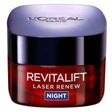 קרם מסכה ללילה רויטליפט לייזר L'OREAL Revitalift Laser X3