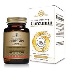 סולגאר כורכומין ספקטרום Solgar Curcumin