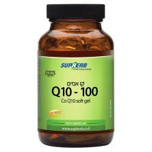 """סופהרב קו אנזים 100 מ""""ג Q-10"""