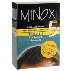 תמיסה לקרקפת לגברים מינוקסי 2% MINOXI MEN