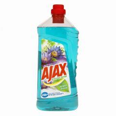 נוזל לניקוי רצפות חגיגת פרחים כחול AJAX