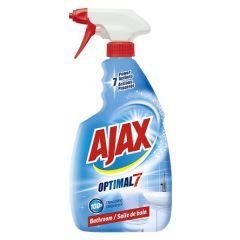 תרסיס לניקוי חדרי אמבטיה  AJAX