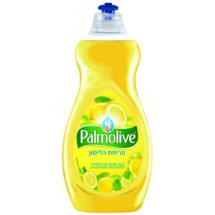 """נוזל כלים פלמוליב לימון 500 מ""""ל PALMOLIVE"""