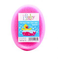 ספוג רחצה אנטי בקטריאלי לתינוקות The Baby Line