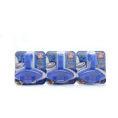 סבון אסלה כחול שלישייה - סנט מוריץ