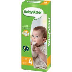 חיתולי בייביסיטר BabySitter  שלב 4