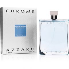 בושם לגבר AZZARO CHROME E.D.T 200 ML