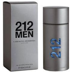 בושם לגבר Carolina Herrera 212 MEN 100 ML E.D.T