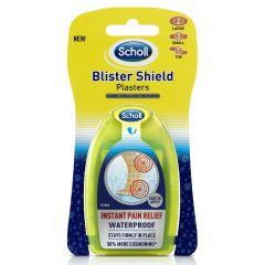 פלסטר מגן שלפוחית לכף הרגל  Scholl Blister Shield