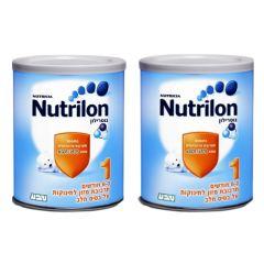 מבצע - זוג תרכובות מזון נוטרילון שלב 1