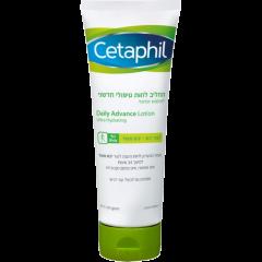 תחליב לחות 225ml לעור רגיל עד יבש - צטאפיל Cetaphil
