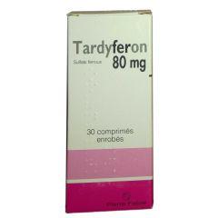 תרדיפרון Tardyferon