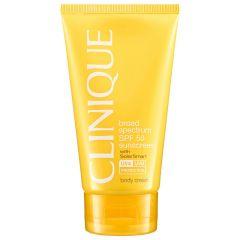 """קרם הגנה לגוף קליניק 150 מ""""ל Clinique Sun SPF 50 Sunscreen Body Cream"""