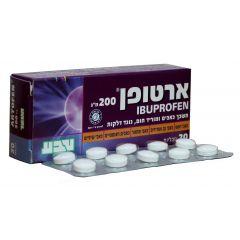 "ארטופן 200 מ""ג Ibuprofen"