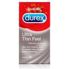 קונדום Durex Ultra Thin Feel