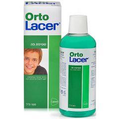 שטיפת פה Orto Lacer