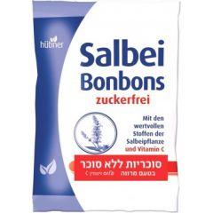 הובנר סוכריות בטעם מרווה HUBNER SALBEI BONBONS