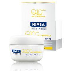 קרם יום נגד קמטים NIVEA Q10 PLUS