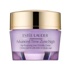 """קרם לילה להצערת העור ולטיפול בקמטים אסתי לאודר 50 מ""""ל Estee Lauder Advanced Time Zone Night"""