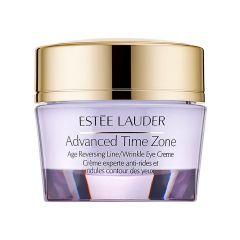 """קרם עיניים להצערת העור ולטיפול בקמטים אסתי לאודר 15 מ""""ל Estee Lauder Advanced Time Zone Eye Creme"""