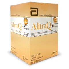 אליטראק אבקה AlitraQ אבוט