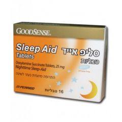 סליפ אייד טבליות עזר לשינה Sleep Aid