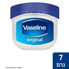 וזלין מיני לשפתיים אורגינל - Vaseline