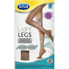 גרביונים גוף 20 דנייר Scholl Light Legs