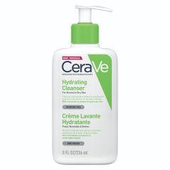 """סרווה תחליב ג'ל לניקוי והזנת העור בלחות- לעור רגיל עד יבש 236 מ""""ל CeraVe"""