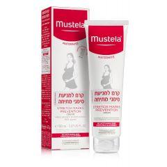 קרם למניעת סימני מתיחה בהריון מוסטלה  Mustela Stretch Marks Prevention Cream