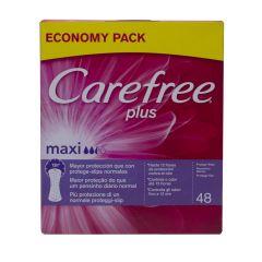 קרפרי מגן תחתון מקסי 48 יחידות CareFree