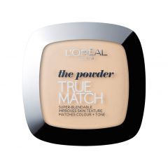 פודרה טרו מאץ' L'OREAL True Match Powder W1 Golden Ivory
