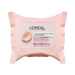 מגבונים לעור יבש ורגיש לוריאל L'OREAL