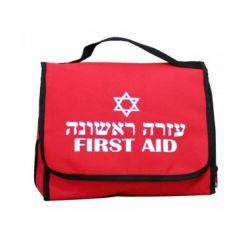 FIRST AID תרמיל עזרה ראשונה