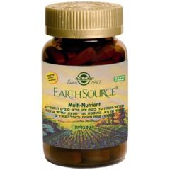 סולגאר מולטי-ויטמין ירוק 60 טבליות