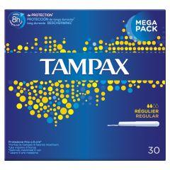 טמפונים עם מוליך רגולר TAMPAX