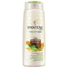 שמפו עם שמן מרוקאי  PANTENE PRO-V