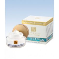 קרם לחות מולטי ויטמין SPF-20 H&B