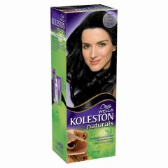 קולסטון מיני קיט שחור 2/0 Wella Koleston mini kit Naturals