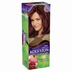 קולסטון מיני קיט חום חציל 5/66 Wella Koleston mini kit Naturals