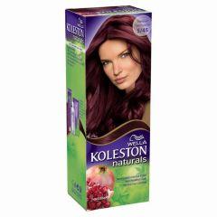 קולסטון מיני קיט אדום חושני 5/45 Wella Koleston mini kit Naturals