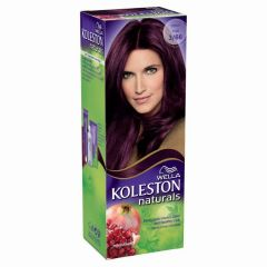 קולסטון מיני קיט סגול 3/66 Wella Koleston mini kit Naturals