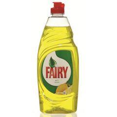 """נוזל כלים  לימון 650 מ""""ל FAIRY"""