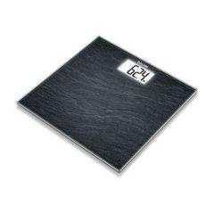 משקל אדם לאמבטיה - זכוכית דגם GS203 Beurer