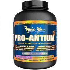 """אבקת חלבון פרו אנטיום עוגת תות / 2.50 ק""""ג PRO ANTIUM"""