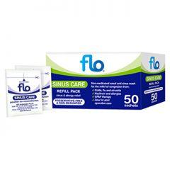 שקיקי אבקת FLO Sinus Care