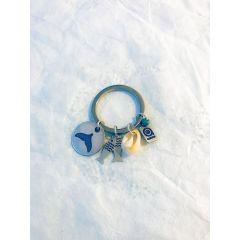 מחזיק מפתחות Annie's sports - שחיה