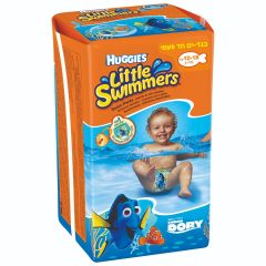 "בגד ים 12-18 ק""ג האגיס ליטל סווימרס  Haggies Little swimmers"